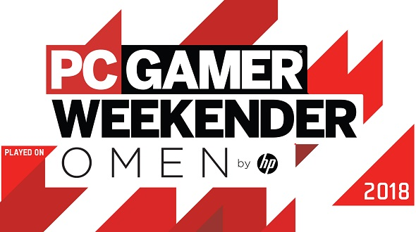 Fancy going to the PC Gamer Weekender 2018? We have five pairs of tickets up for grabs!