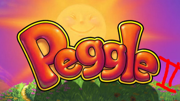 Popcap announce Peggle 2, do a little jig, leave