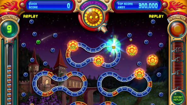 Fancy a spot of upside-down Breakout? Peggle is free for a while on Origin