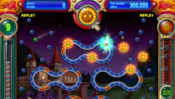 Peggle: the anti-Breakout.