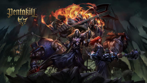 Welcome to the jungle: Riot Games' house metal band are releasing an album