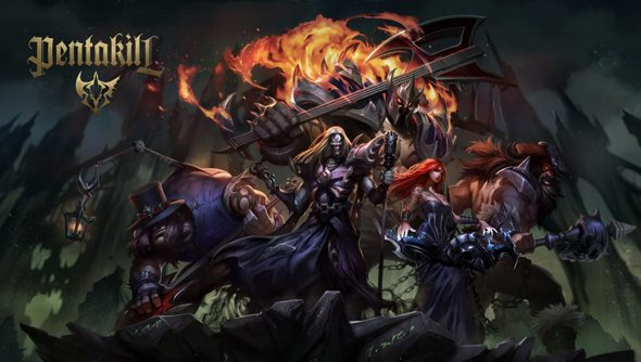 Pentakill - the best-known, possibly only metal band in Valoran.