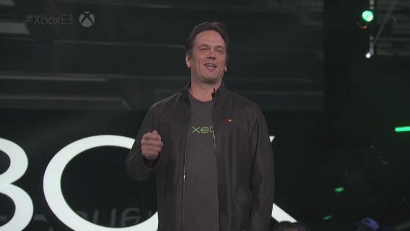 Phil Spencer E3 2016 interview
