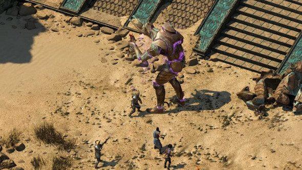 Pillars of Eternity 2 gameplay