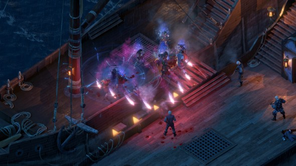 Pillars of Eternity 2 blizzards