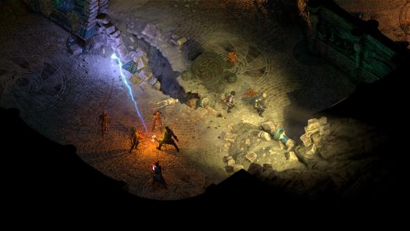 Pillars of Eternity 2 companions