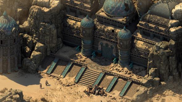 Pillars of Eternity 2 factions