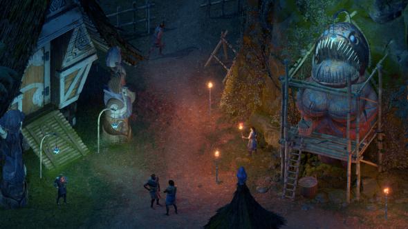 Pillars of Eternity 2 graphics