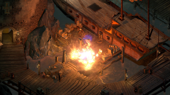 Pillars of Eternity 2 romance