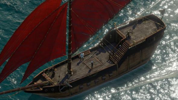 Pillars of Eternity 2 ship