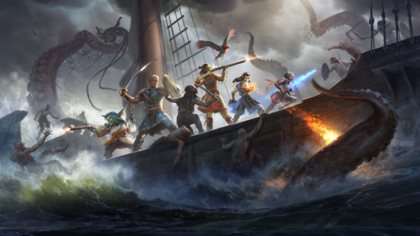 Pillars of Eternity 2 story
