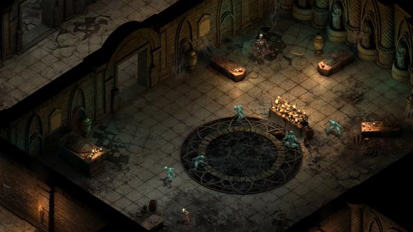 Pillars of Eternity dungeon