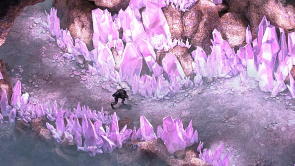 Pillars of Eternity boasts an isometric aesthetic in keeping with its Black Isle genremates.