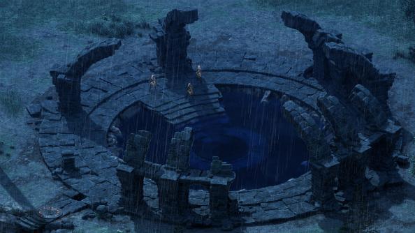 Pillars of Eternity ruins