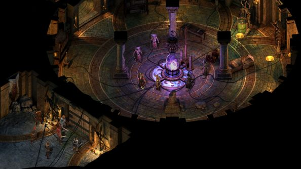 Are these the Pillars of Eternity in question? Look pretty finite to us.