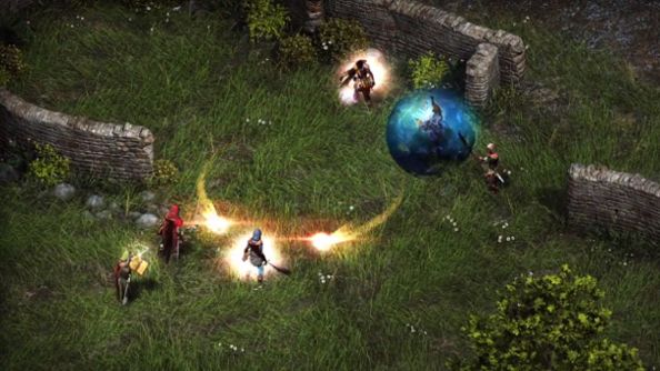 Like the Infinity Engine games, Pillars of Eternity employs a real-time-with-pause combat system.