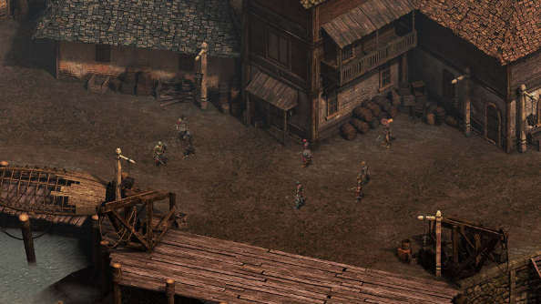 Pillars of Eternity Beta