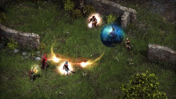 Paradox Interactive is publishing Obsidian's Pillars of Eternity