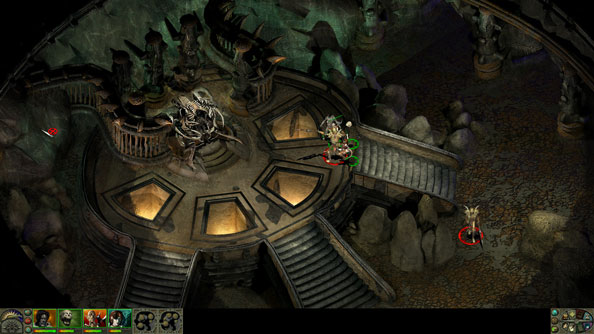 Old games Planescape Torment