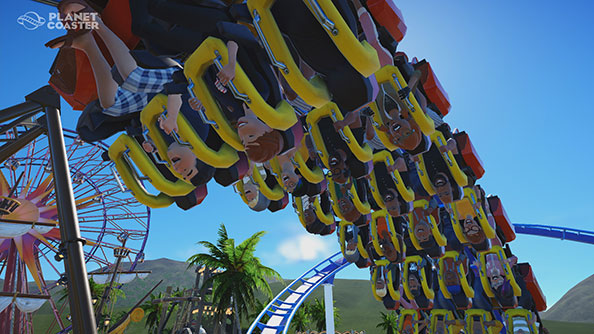 Designing A 30 Minute Theme Park In Planet Coaster Pcgamesn