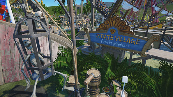 """There's never been a better time"": Planet Coaster rides to meet the demand for deep simulation games"