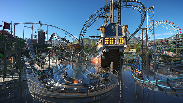 planet coaster anniversary update