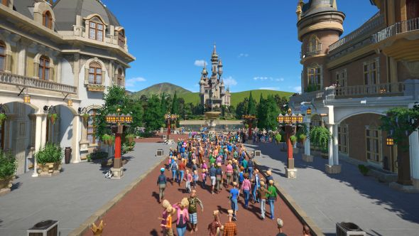 Planet Coaster patch 1.0.2