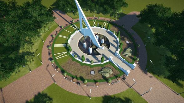 planet coaster sundial