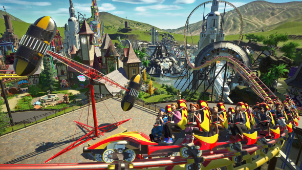 Planet Coaster spring update