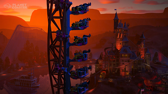 planet_coaster_sunset