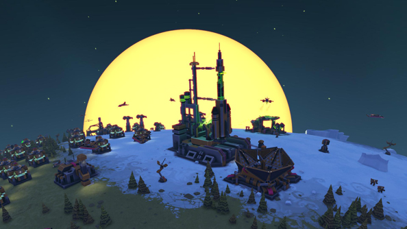 I, Nnihilation: single player comes to Planetary Annihilation in Galactic War campaign