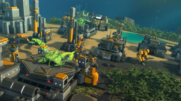 Planetary Annihilation is getting lore-ified. Backers can lend a hand telling the story, too