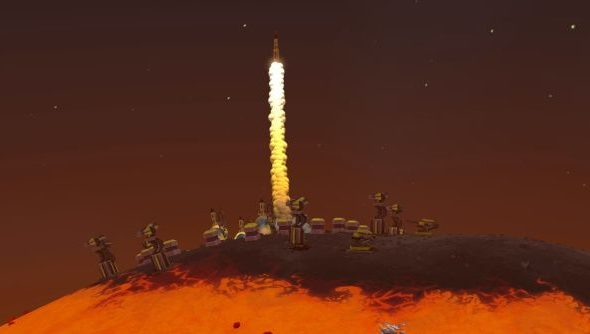 Planetary Annihilation was funded on Kickstarter before moving to Steam Early Access.