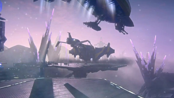 Ice Ice Baby: Planetside 2 Esamir continent goes live this weekend