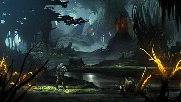 Planetside 2 Hossin continent due in May, a year after originally planned