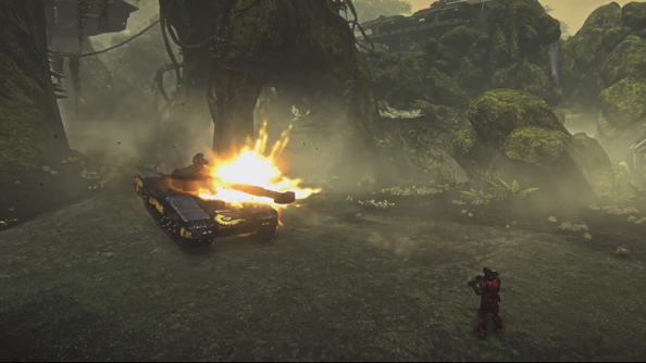 "Planetside 2 optimisations bring up to ""30% increase in framerate."" Aiming for 23 October release"