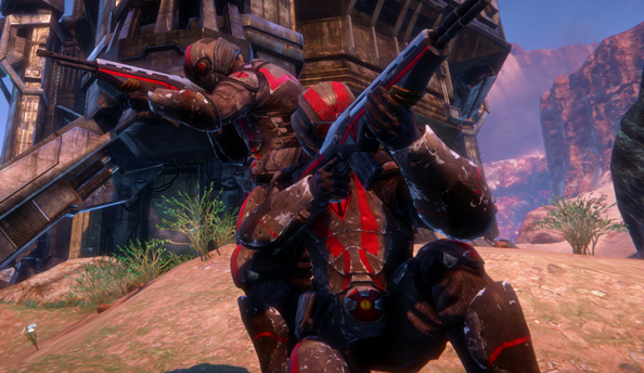 Planetside 2 implants scrapped as players denounce pay-to-win