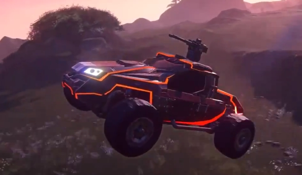 Mammoth Planetside 2 patch is biggest ever