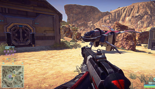Planetside 2 in-game purchases to be unlocked for every character on an account