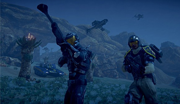 Planetside 2 hex crash exploit fixed; perps will be banned