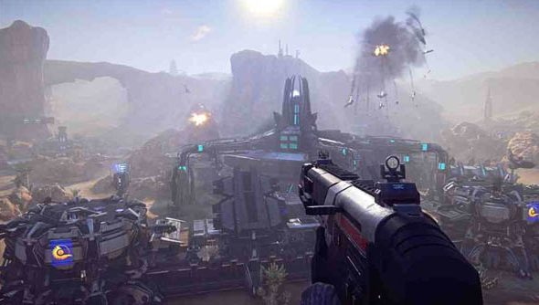 planetside 2 rate of fire is faster at higher fps pcgamesn