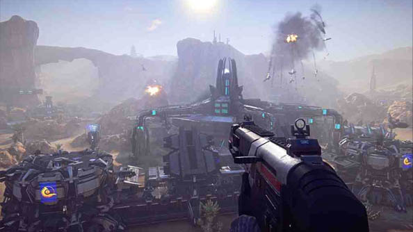 Planetside 2 rate of fire is faster at higher FPS