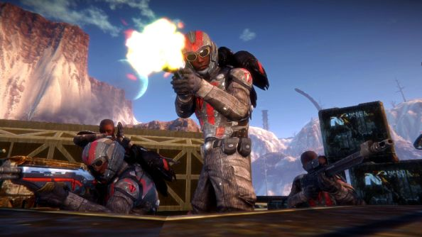 Mammoth Planetside 2 update to land on Tuesday; new directives system, resource revamp and more