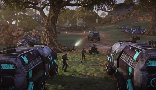 "SOE on try before you buy in Planetside 2's store: ""We are considering letting people try weapons they pick up."""