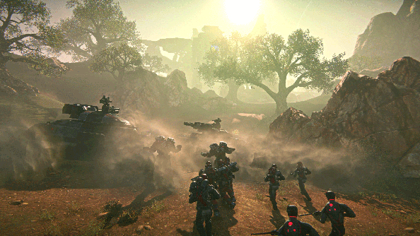 The past and future of PlanetSide 2's war across Auraxis