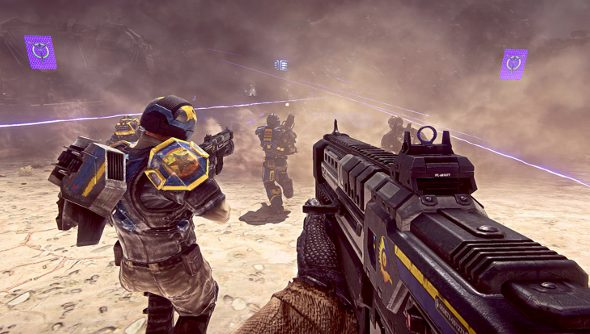 Smedley outlines PlanetSide 2 changes