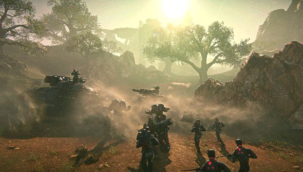 PlanetSide2's WDS has ruffled some feathers