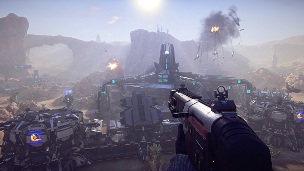 Hit it: PlanetSide 2 hit detection problems encountered, fixed