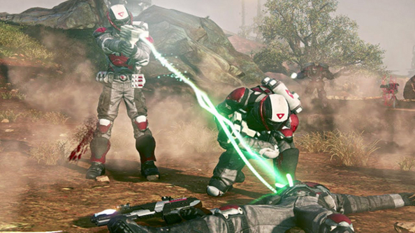 A new you: PlanetSide 2 gets implants and gives the medic class a fresh coat of paint