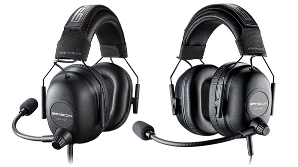 A gaming headset by the guys who make headsets for astronauts: the Plantronics GameCom Commander